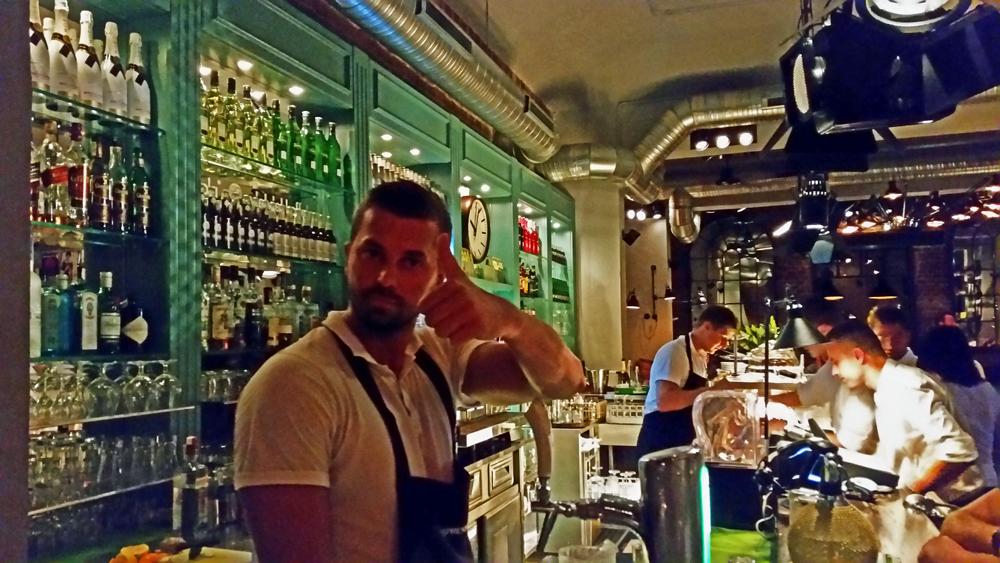 gay friendly bar Cafe Cafe Prague