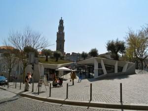 clergios tower porto