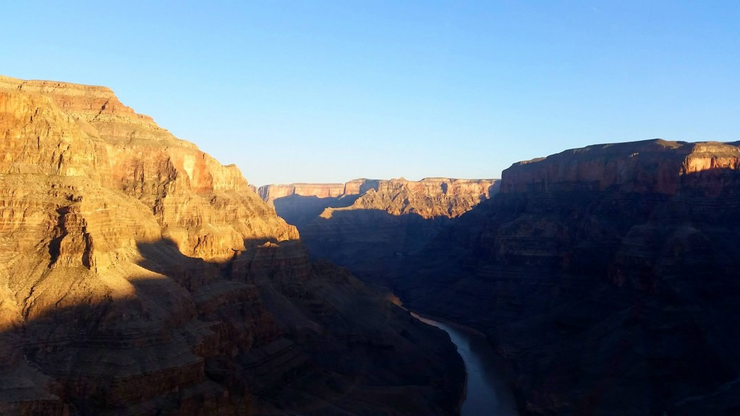 Luxe: champagne picknick in de Grand Canyon