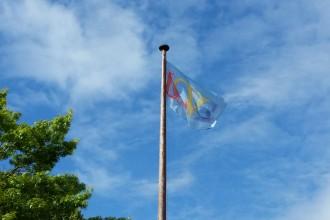 flag south bank centre love festival