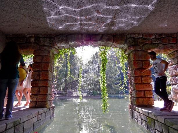 photo shoot in gardens Porto