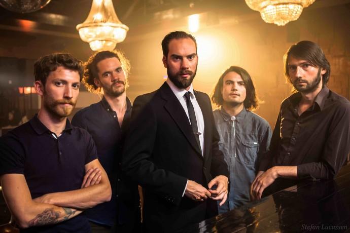 De Staat band album O