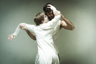 Pas de Deux Scapino Ballet Rotterdam Holland Dance