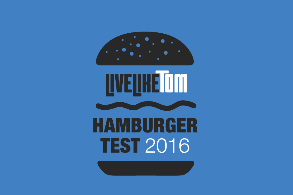 best hamburger 2016