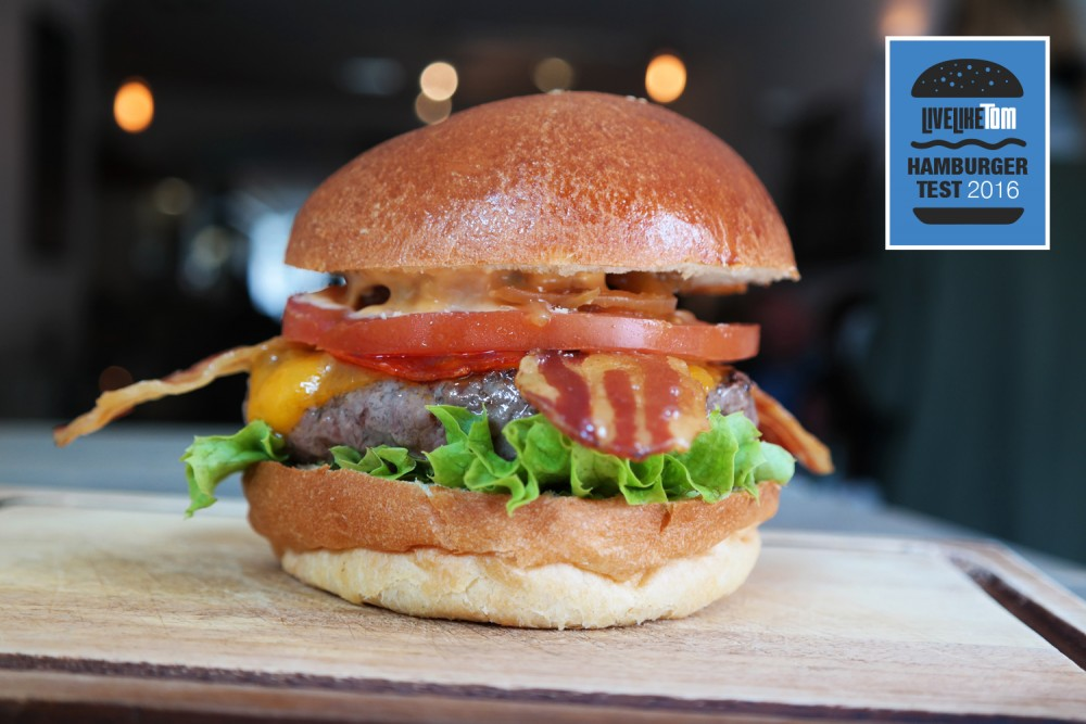 beste hamburger van Rotterdam