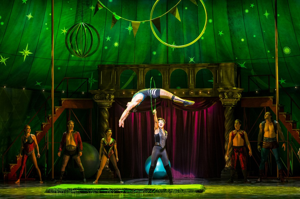 Pippin broadway musical amsterdam carre