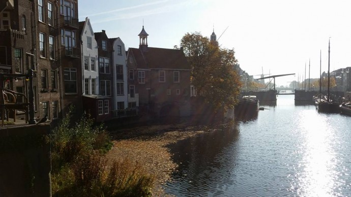 Historics Delfshaven Rotterdam