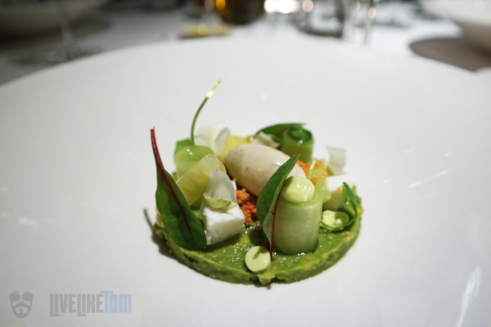 avacado gorgonzola ice cream cucumber