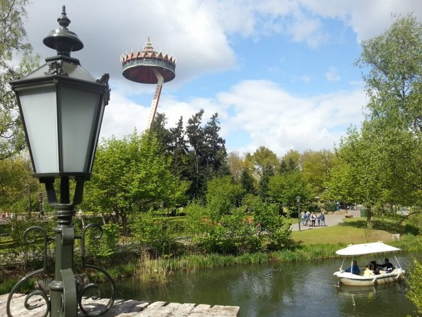 relax at the Efteling