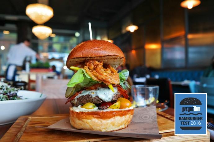 metro hamburgertest 2016 best hamburger rotterdam best burgerbar Jamies Italian