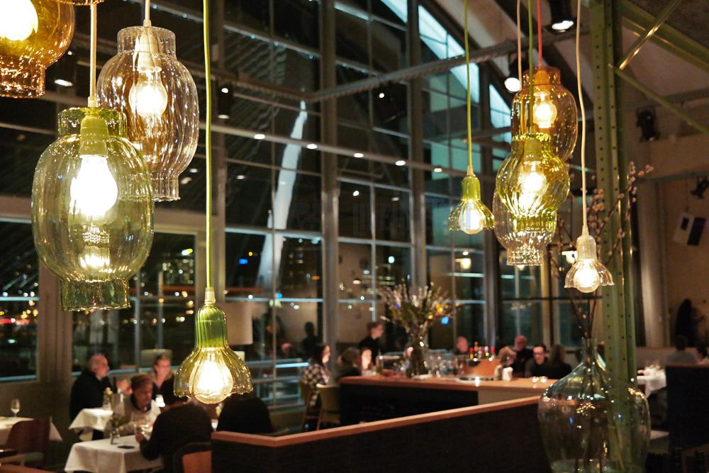 fine dining restaurant Rotterdam cafe Rotterdam