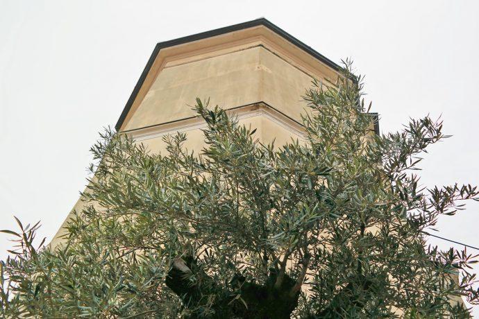 church in smartno brda region slovenia