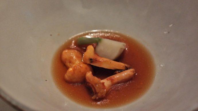 beef funghi italian restaurant Rotterdam