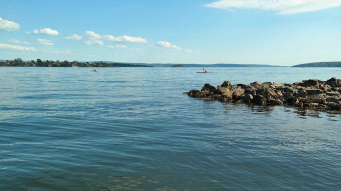 oslo water outdoor activity kayak