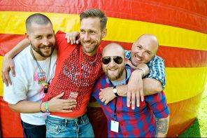 Nieuwe gay party 'Bär' met Horse Meat Disco (LDN)