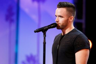 new idol brian justin crum americas got talent 2016
