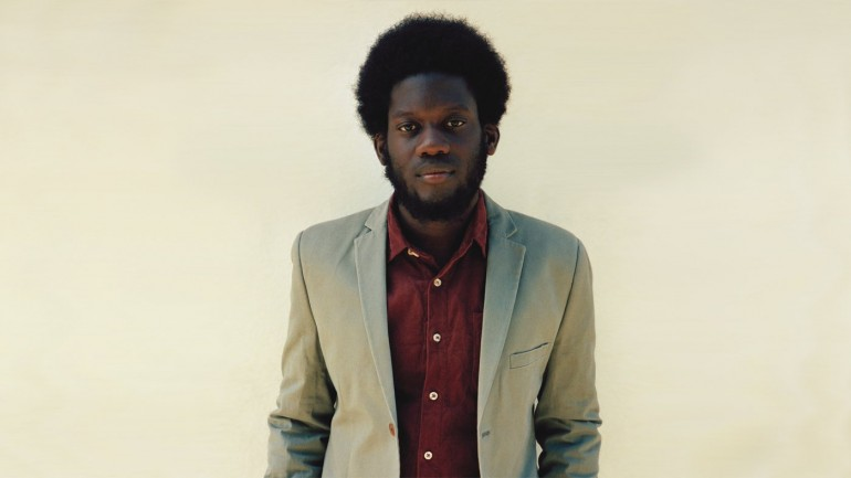 Michael Kiwanuka portrait Love & Hate