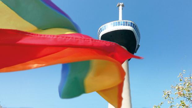 gay Rotterdam regenboog
