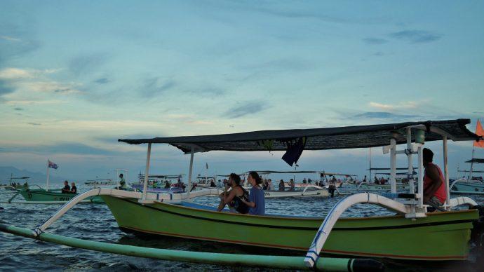 lovina dolphin tour tourist trap crowded