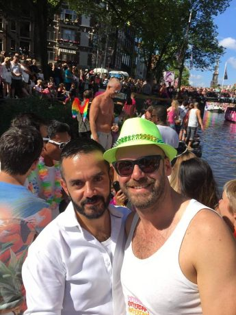 gay travel blogger liveliketom on amsterdam gay pride europride