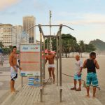 guys working out station ipanema