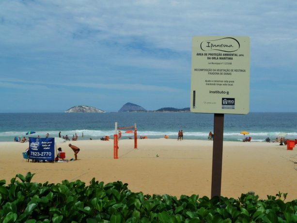 beach ipanema mango tree hostel