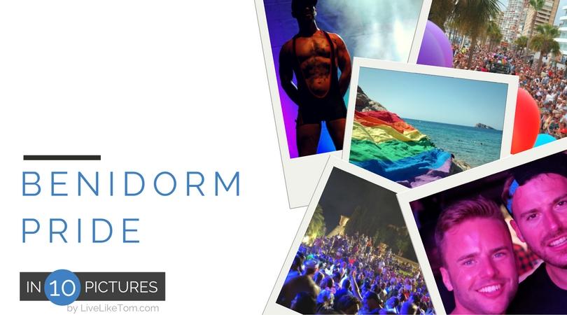 Benidorm Pride 16 in 10 pictures