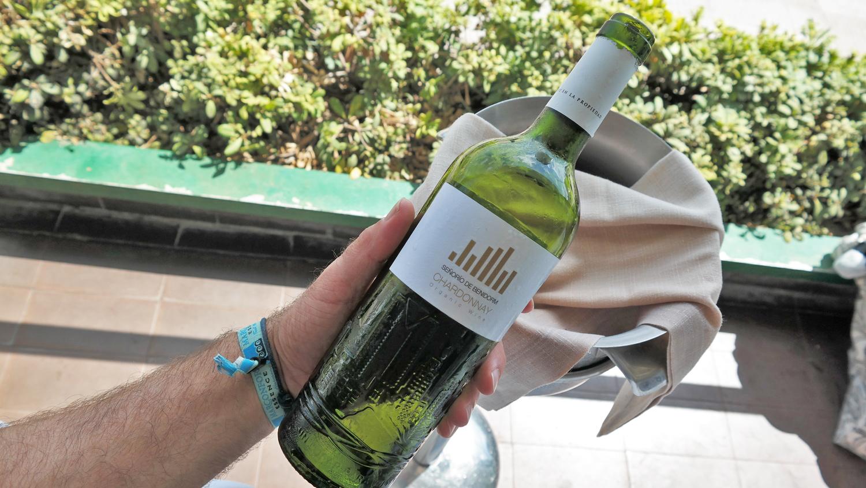 Chardonnay from Benidorm