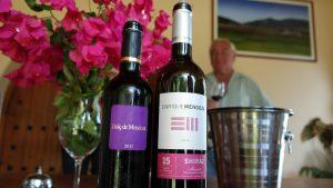 wijn proeven in Spanje Benidorm Enrique Mendoza