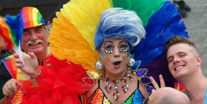 rainbow-coloured-drag-queen-benidorm-pride-parade