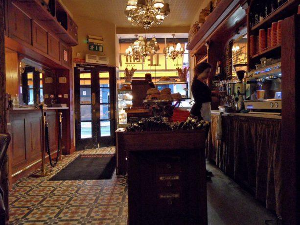 Dublin coffee bar le petit parisien