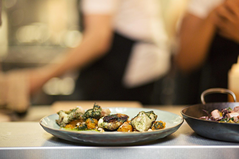 mediterranean restaurant Rotterdam Ayla hotspot