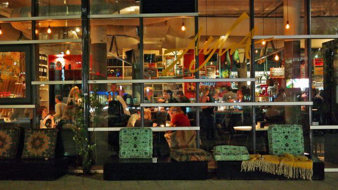 rotterdam restaurant Ayla