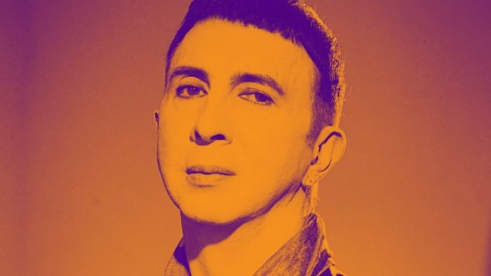 Marc Almond Trials of Eyeliner