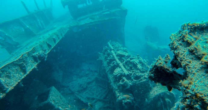 scuba diving gran canaria