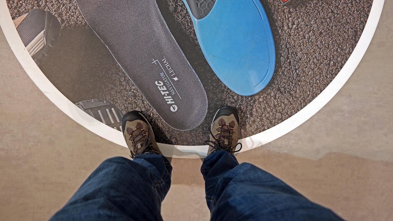 hi tec navigator lechal shoes