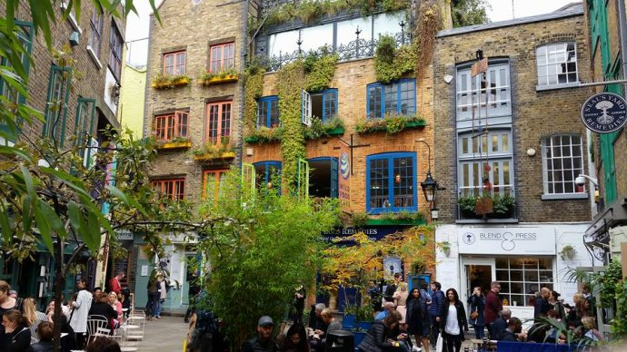 covent garden neal's yard