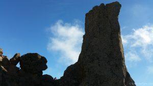 giant rock on Roque Nublo
