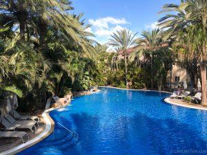 Lopesan Meloneras Gran Canaria pool