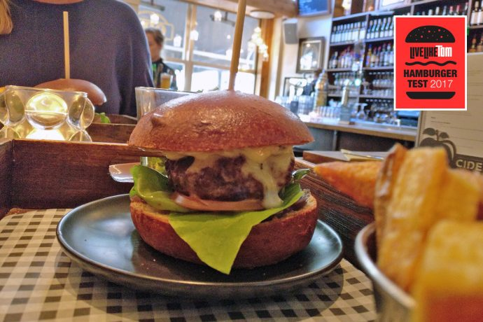 beste hamburger 2017 captain's burger opa