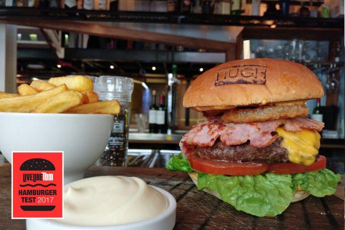 mooiste hamburger van Rotterdam