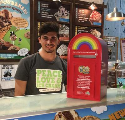 rainbow box ben & jerry's australia