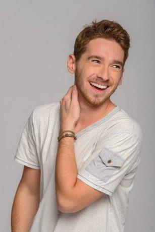 Nathan Trent uit Oostenrijk