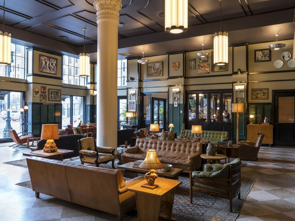 Ace Hotel New Orleans gay travel guide