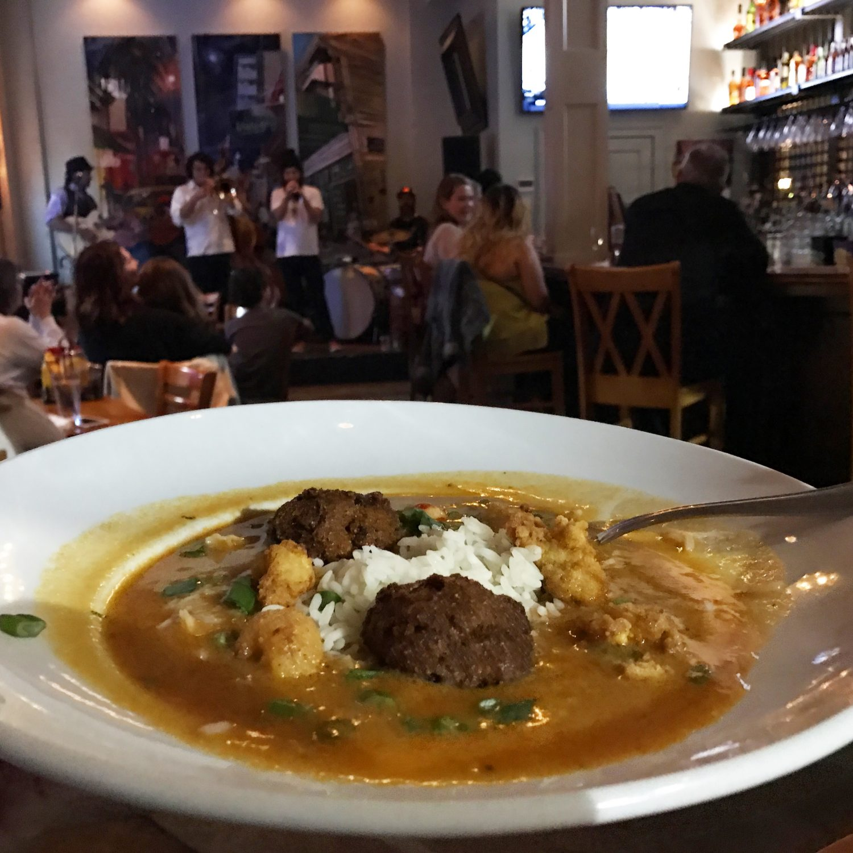 Restaurant New Orleans Gumbo