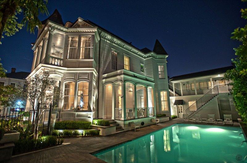 melrose mansion new orleans gay travel