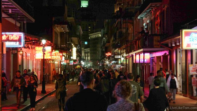 gay bars in New Orleans