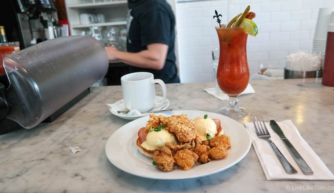 restaurant stanleys new orleans sea food platter brunch