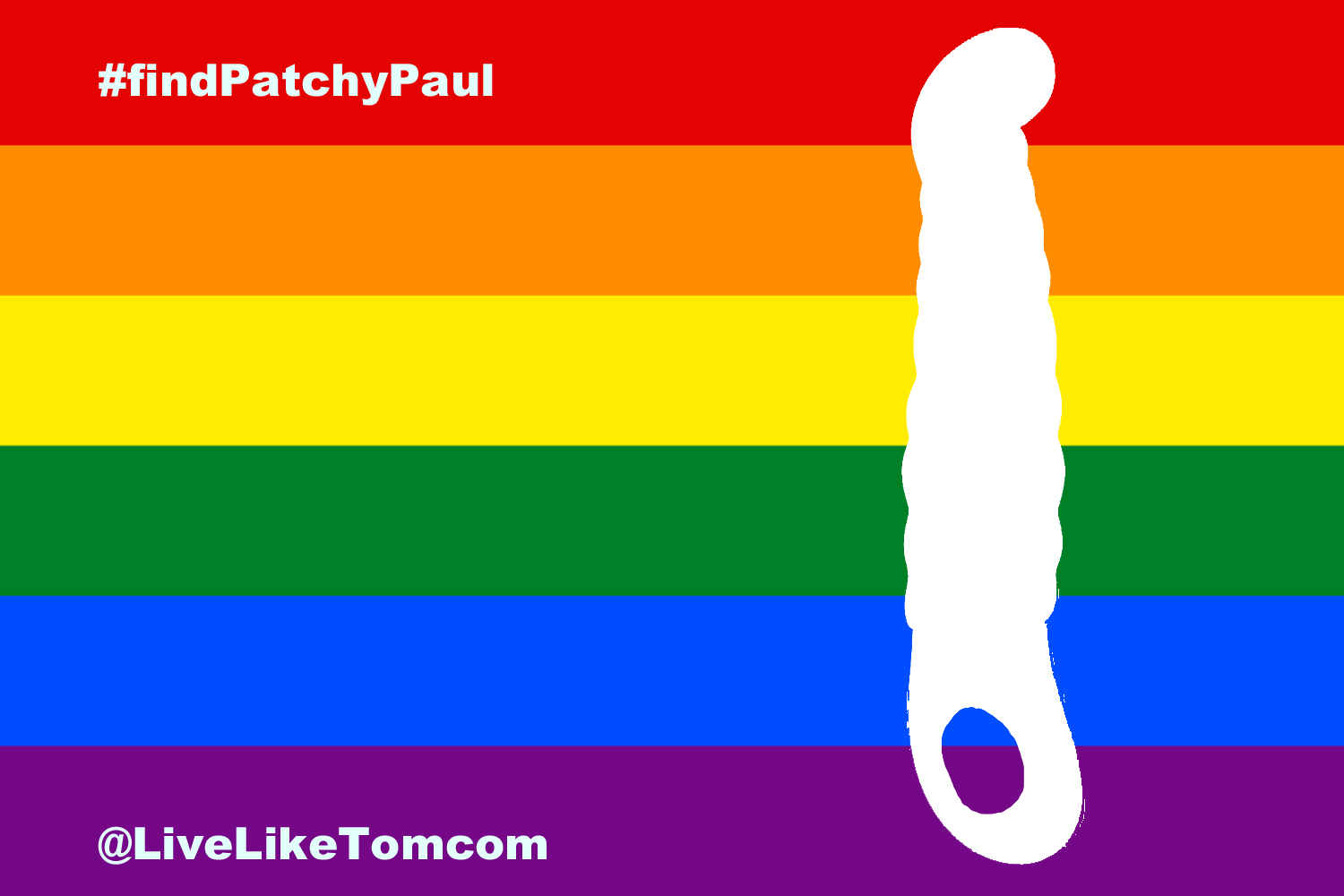 find patchy paul meet patchy paul liveliketom