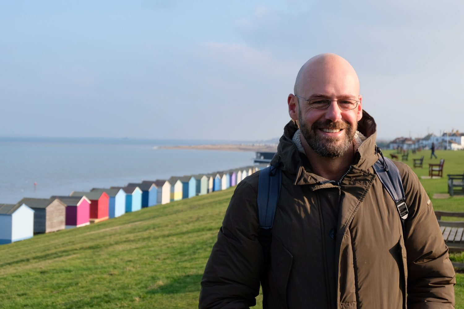 gay travel blogger LiveLikeTom in Whitstable - Kent